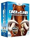 echange, troc L'Age de glace - L'intégrale des 4 films [Blu-ray]