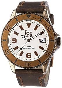 Ice-Watch Herren-Armbanduhr XL Vintage Analog Quarz Leder VT.BN.B.L.13