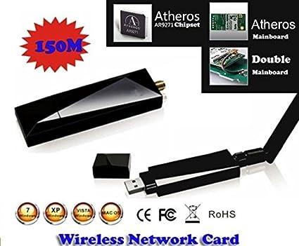 USB sans fil Wifi Adaptateur d'antenne Alfa 630MW AWUS036NHA ATHEROS AR9271 WI-FI