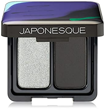 JAPONESQUE Velvet Touch Shadow Duo, Shade 01