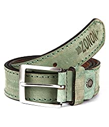 Zonon Hand made leather belts for men, Zonon002
