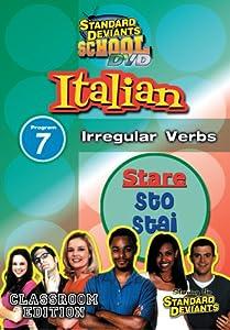 Standard Deviants School Italian Module 7: Irregular Verbs