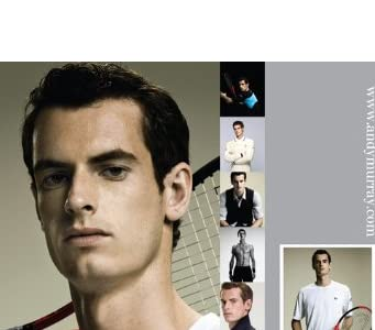 Official Andy Murray Calendar 2010 2010
