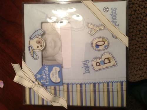 Baby Essentials Baby's First Photo Album - 1