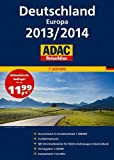 ADAC ReiseAtlas Deutschland, Europa 2013/2014