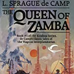 The Queen of Zamba: Krishna, Book 1 (       UNABRIDGED) by L. Sprague de Camp Narrated by P. J. Ochlan