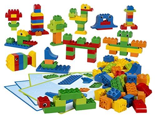 LEGO Education 45019 Creative LEGO DUPLO Brick Set (Pack of 160) (Lego Brick Building Set compare prices)