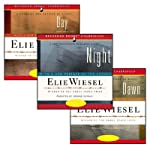 The Elie Wiesel Trilogy: Night, Dawn, & Day (       UNABRIDGED) by Elie Wiesel Narrated by George Guidall