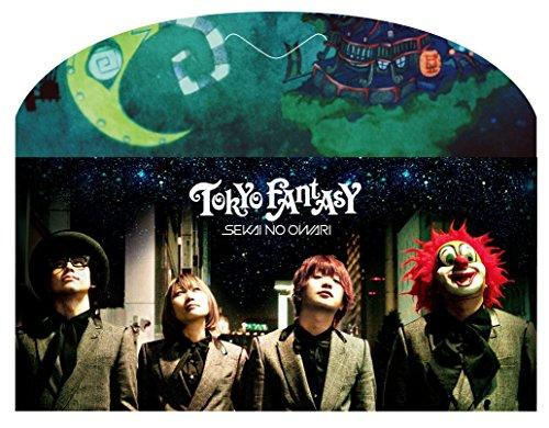【早期購入特典あり】TOKYO FANTASY SEKAI NO OWARI スペシャル・エディション(クリアチケットフォルダー付き) [Blu-ray]