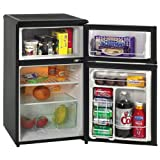 Avanti RA305SST 3.1 Cubic Foot Compact Refrigerator With Flush Back Design