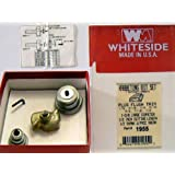 Whiteside Router Bits 1955 Multi Rabbet Set Carbide Tipped 1-3/8-Inch Large Diameter and 1/2-Inch Cutting Length