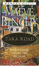 "*5* Maeve Binchy Novels: ""Tara Road""; ""Nights of Rain and Stars""; ""Evening Class""; ""Silver Wedding""; and ""Echoes"""
