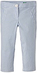 United Colors of Benetton Baby Girls Trouser (15P4D4CL55C0G62U0Y_Blue_6-12 months)