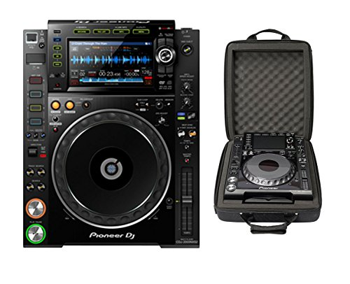 Pioneer CDJ-2000 Nexus 2 + Magma Case (Pioneer Cdj 2000 compare prices)