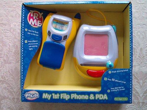 MyKidz My 1st Flip Phone & PDA - 1