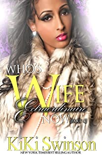 Book Cover: Who's Wife Extraordinaire Now