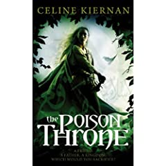 The Poison Throne by Celine Kiernan