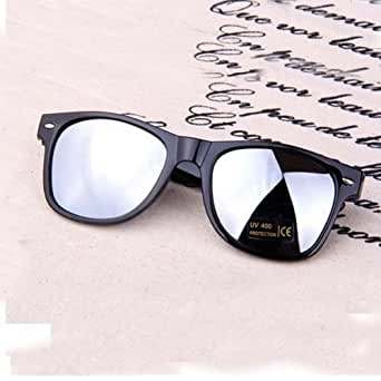 Mens Glasses Frames For Big Heads : Amazon.com: Silver New Vintage Retro Men Women Round Metal ...