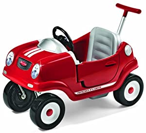 Radio Flyer Steer 'N Stroll Coupe