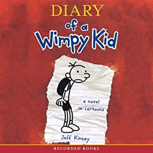 Diary of a Wimpy Kid Audiobook by Jeff Kinney Narrated by Ramon De Ocampo