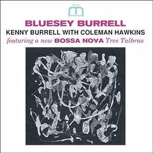 Bluesy Burrell [Vinyl]