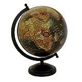 Escritorio globo giratorio vector de la decoraci