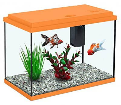 All Pond Solutions Aquatlantis Funny Fish 35 Aquarium Fish Tank 15, Small/ Large