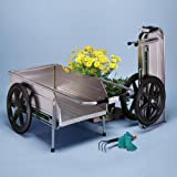 Tipke Foldit 2200 Utility and Garden Cart