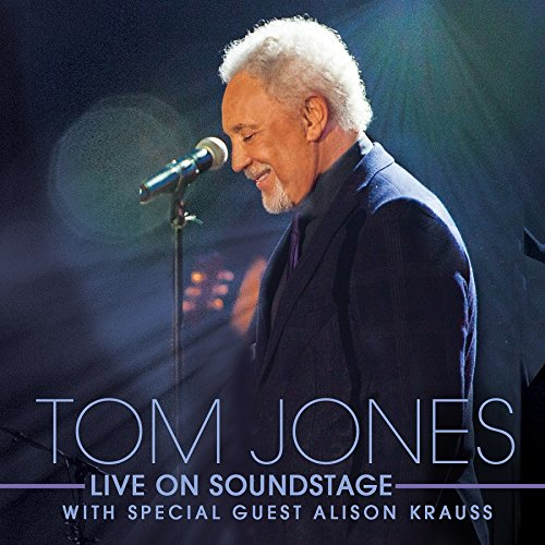Blu-ray : Tom Jones - Tom Jones Live On Soundstage (Blu-ray)