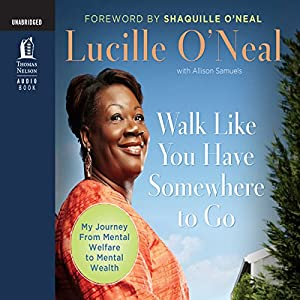 Walk Like You Have Somewhere to Go Audiobook