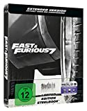 Image de Fast & Furious 7 - Extended Version. Steelbook