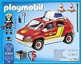 Playmobil - A1501470 - Jeu De Construction - Véhicule D'intervention Avec Sirène