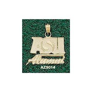 Arizona State ASU Alumni - 14K Gold by Logo Art