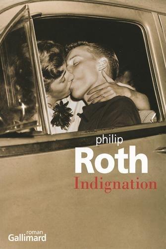 Indignation : roman