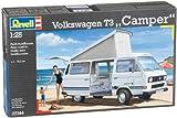 Revell - Maqueta Volkswagen T3 Camper, escala 1:25 (07344)