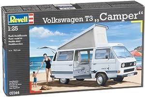 Revell 7344 VW T3 Westfalia Joker - Maqueta de caravana