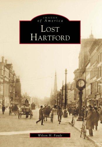 Lost Hartford (Images Of America)