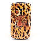 Tanon @Leapard Head Hard Back Cover Case for Samsung Galaxy S3 Mini I8190