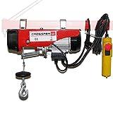 Crossfer - Palan 250 Treuil Electrique 220V-125 À 250Kg d'occasion  Livré partout en Belgique