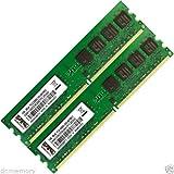 2GB GIG 2x1GB RAM MEMORY Dell Inspiron 530 530S 545 PC Upgrade Desktop PC