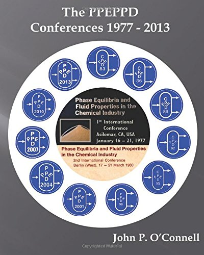 The PPEPPD Conferences 1977 - 2013: A History of the Triennial International Conferences on Properties and Phase Equilibria for Chemical Product and Process Design