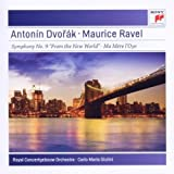 Dvorak: Symphony No. 9 in E Minor Op. 95, From the New World/ Ravel: Ma Mère l'Oye