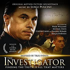 The Investigator (Original Motion Picture Soundtrack)