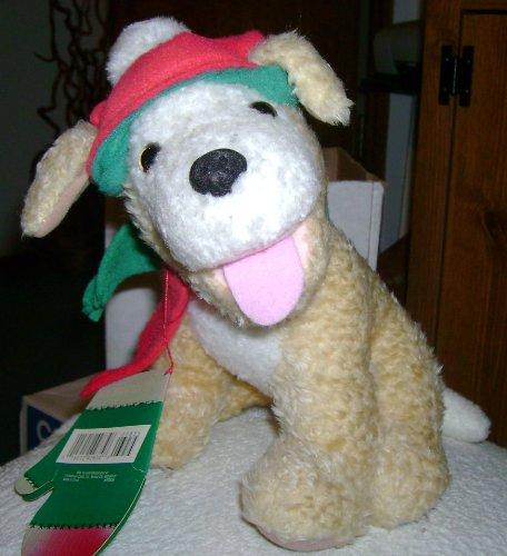 Hallmark Nikki Christmas Pup Plush Dog - 1