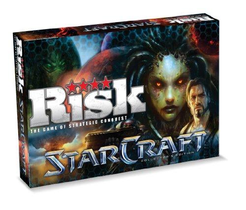 Risk Starcraft - Juego de estrategia