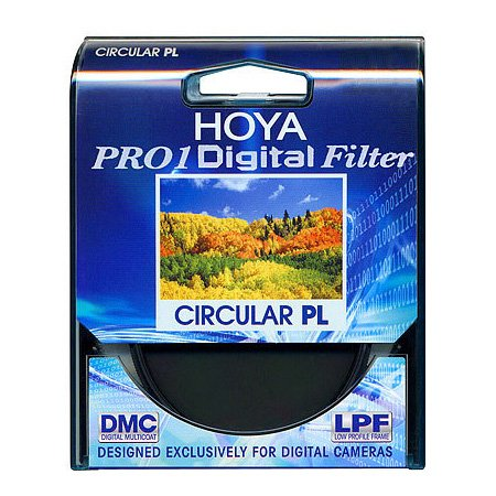 Hoya 82mm Circular Polarizing Pro 1 Digital Multi-Coated Glass Filter