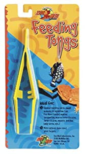Zoo Med Labs Feeding Tongs