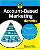 Account-Based Marketing For Dummies Front Cover