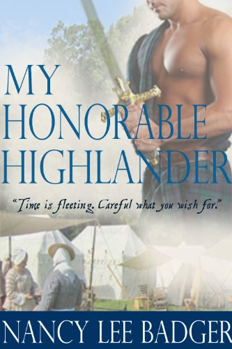 My Honorable Highlander (Highland Games Through Time)