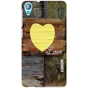 HTC Desire 820 Back Cover - Wood Art Designer Cases
